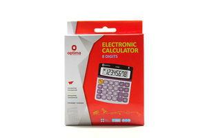 Калькулятор Optima 75508