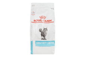 Корм д/котов Royal Canin SENSITIVITYCONTROL FELINE