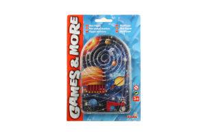 Іграшка для дітей від 3-х років Міні-пінбол Games&More Simba 1шт