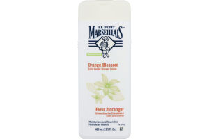Le Petit Marseillais Extra Gentle Shower Creme Orange Blossom