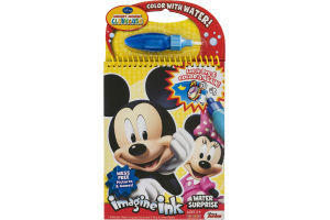 Imagine Ink Disney Mickey Mouse Clubhouse Water Surprise Mess Free Pictures & Games