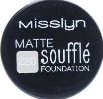 Misslyn тональний крем Matte Souffle 220