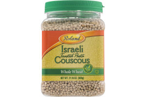 Roland Israeli Toasted Pasta Couscous Whole Wheat