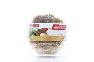 Десертница вафельная Lekorna сахарная к/у 10шт/90г