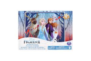 Пазл для дітей від 4років дерев'яний №SM98489/6053102 Frozen II Spin Master 48ел
