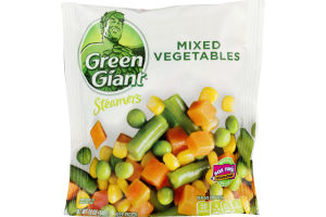Green Giant Steamers Mixed Vegetables