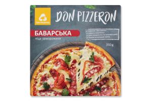 Піца заморожена Баварська Don Pizzeron Три Ведмеді к/у 350г