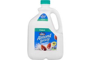 Blue Diamond Almonds Almond Breeze Almondmilk Original