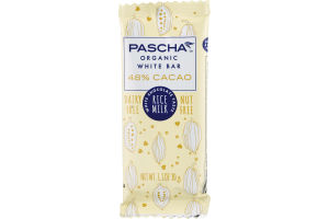 Pascha Organic White Bar 48% Cacao