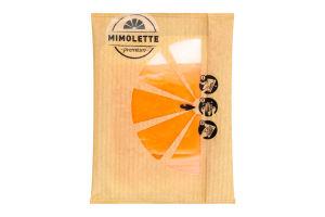Сир 43% твердий нарізний Mimolette Euroser Dairy Group м/у 100г