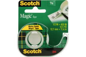 Scotch Magic Tape Matte Finish