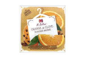 Саше ароматическое Orange&Clove Mi Bellumi 5.5г