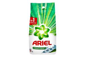 Порошок стиральный Automat Горный родник Ariel м/у 3кг