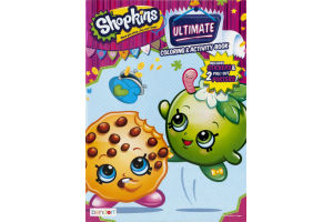 Shopkins Ultimate Coloring & Activity Book