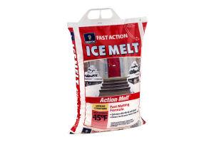 Morton Action Melt Fast Action Ice Melt