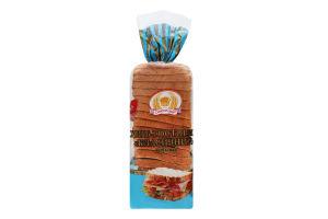 Хліб тостовий нарізний Класичний Кріворіжхліб м/у 500г