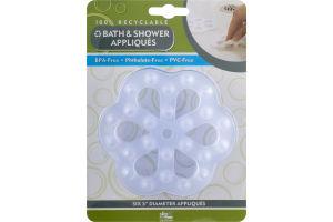 SlipX Solutions Bath & Shower Appliques