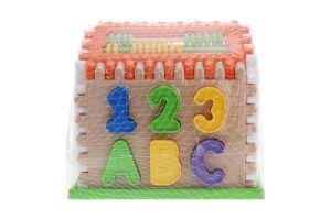 Іграшка-сортер для дітей від 12міс №39763 Smart house Tigres 1шт