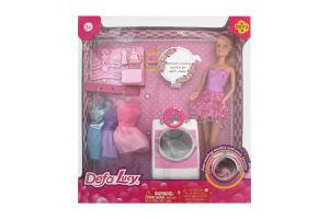 """Кукла""""Defa"""" со стиральной машиной"""