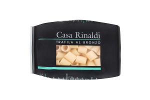 Изделия макаронные Mezze Maniche Bronzo Casa Rinaldi м/у 500г