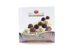 Конфеты шоколадные ассорти Curlettes Delafaille 200г