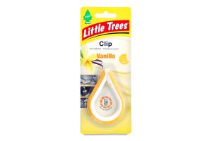 Освіжувач повітря №9745.1 Vanilla Clip Little Trees 1шт