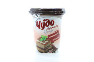 Десерт Чудо Фрукт Колекція Шокол тірамісу ст 3,6% 340г х9