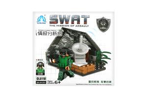 Конструктор LELE S.W.A.T в ассортименте QL0110