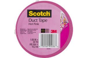 Scotch Duct Tape Hot Pink