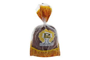 Хлеб половинка в нарезке Гречневый Рома м/у 0.325кг