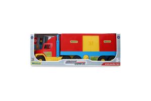 Игрушка Wader Super Truck Фургон 36510