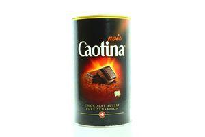 Напій шоколадний Caotina noir 500г
