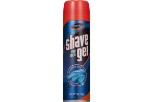 Careone Shave Gel For Men Sensitive Skin With Aloe