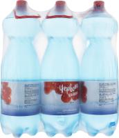 Вода минеральная лечебно-столовая сильногазированная Червона калина п/бут 2л