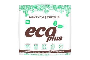 Субстрат торфяной для кактусов Eco plus 3л