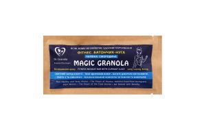 Фітнес Батончик-нуга «Чарівна смотродина»Magic granola 35 г