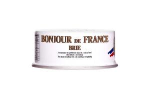 Сир Bonjour de France Брі з/б 50% 125г Франція