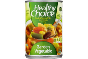 Healthy Choice Soup Garden Vegetable