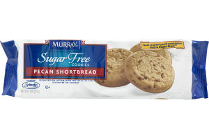 Murray Sugar Free Cookies Pecan Shortbread