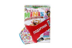 """Готовий сніданок """"CINI-MINIS"""" 450г+тарілка"""