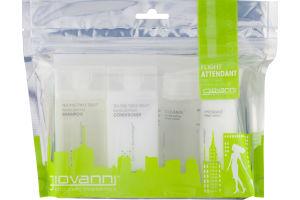 Giovanni Flight Attendant First Class Hair & Body Kit