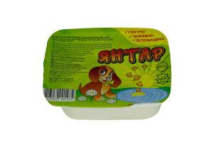 Продукт сирний 60% плавлений пастоподібний Янтар п/у 180г