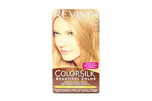 Краска д/волос Col.74 Натуральный блонд 7N Revlon