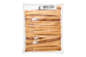 Сахар тростниковый АТА коричневый порционный стик