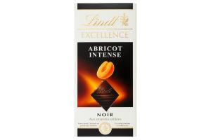 Шоколад Lindt Excellence темний з абрикосом та мигдалем 100г х20