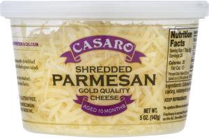 Casaro Parmesan Cheese Shredded