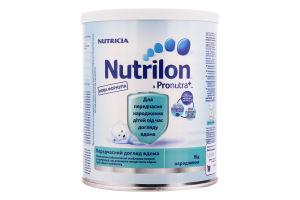 Суміш Nutricia дитяча Nutrilon Pronutra+ 400г х24