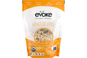 Evoke Organic Muesli Athlete Fuel