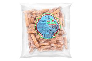Палички хлібні глазуровані в цукрі з ароматом ванілі Mini grissini Lametta м/у 180г