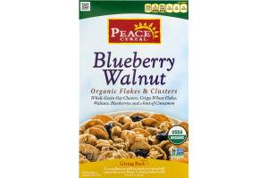 Peace Cereal Blueberry Walnut